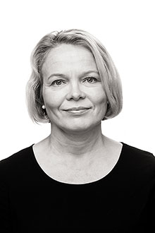 Sirpa Haapala : Sales- and Marketing Assistant