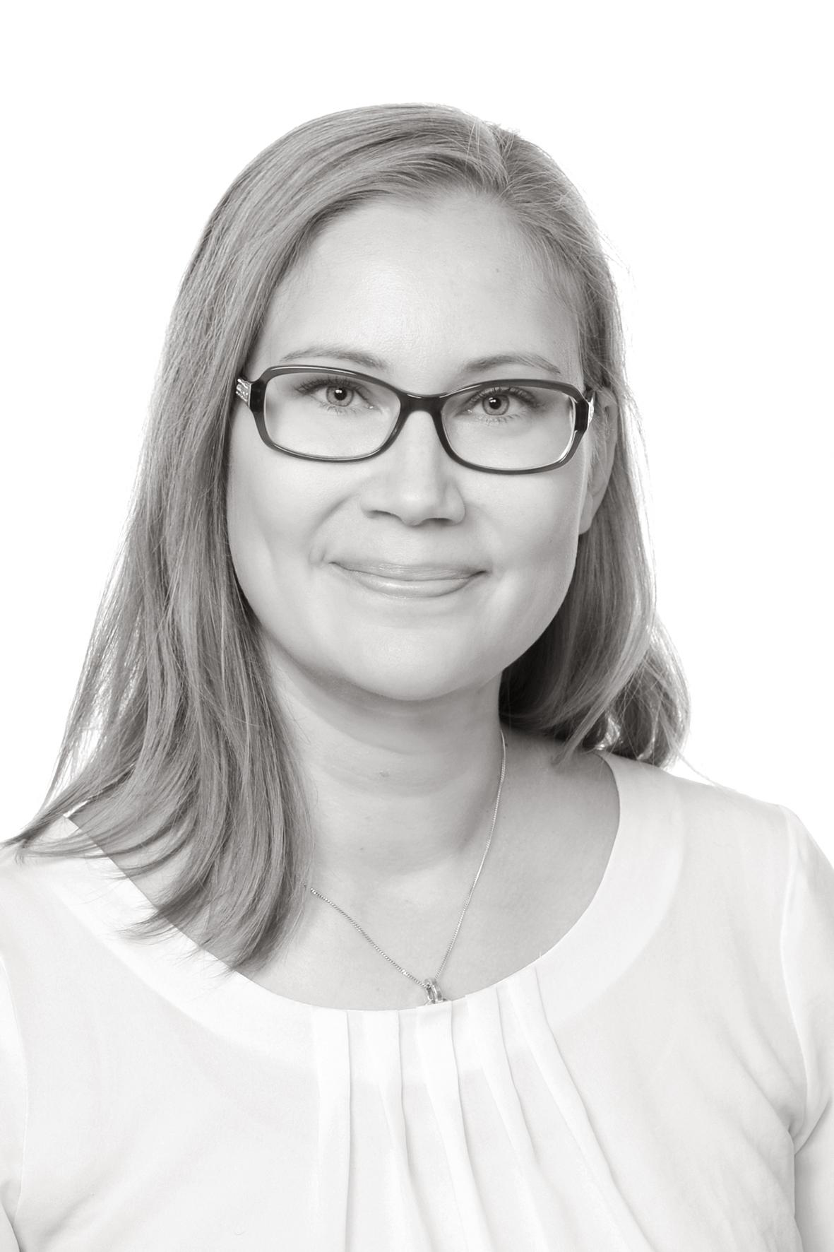 Reija Ahokoski : Business Coordinator